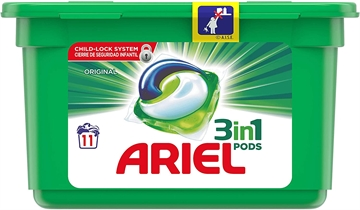 Ariel 3In1 Pods Original 11S