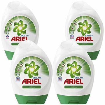 Ariel Gel Regular 2X962ml 52Wash
