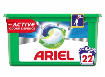 Ariel Pods Active Defence All In One 22Wash