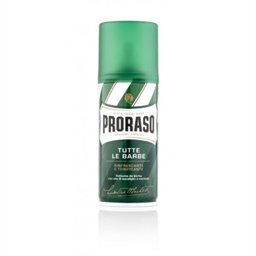 PRORASO GREEN SHAVING FOAM 100ML