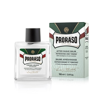 PRORASO GREEN AFTERSHAVE LOTION 100ML