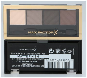 Max Factor Smokey Eye Matte Drama Kit #30 Onyx 5 gr