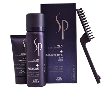 Wella SP MEN GRADUAL TONE PIGMENT BLACK 60+30ML