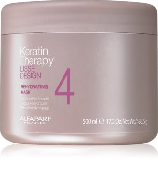 Alfaparf Lisse Design Keratin Therapy Rehydrating Mask 500 ml