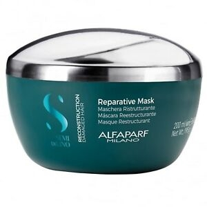 Alfaparf Semi Di Lino Reconstruction Mask 200ml