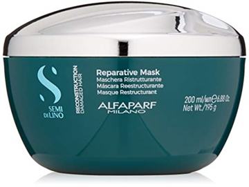 Alfaparf Semi Di Lino Reconstruction Mask 500ml