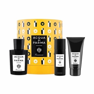 Acqua di Parma Colonia Essenza Giftset 225ml XMAS - Edc Spray 100ml/Shower Gel 75ml/Deodorant Spray 50ml