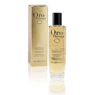 Fanola Oro Therapy Fluid Argan Oil Gold 100ml