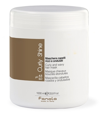 Fanola Curly Shine Mask 1L
