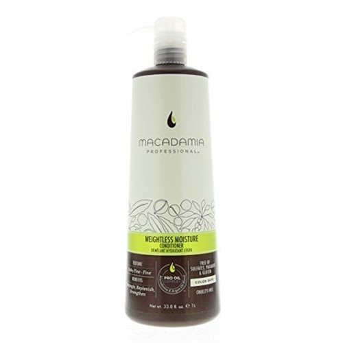 Macadamia Oil Weightless Moisture Conditioner 1L