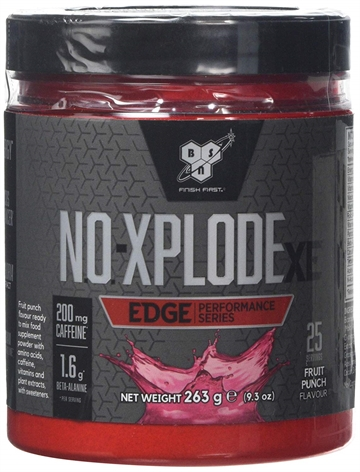 BSN NO-Xplode XE 25 servings fruit punch