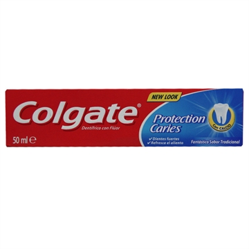 Colgate Toothpaste 50ml Protection Caries