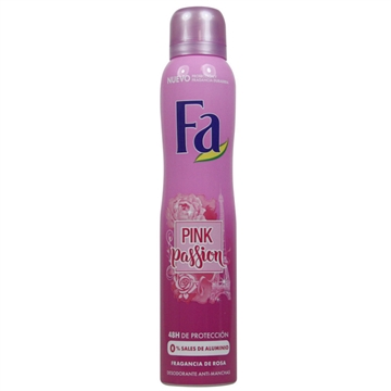 Fa Deodorant Spray 200g Pink Passion