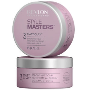 Revlon STYLE MASTERS 3 STRONG MATT CLAY 85G