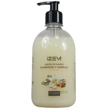 Izen Liquid Handwash Almond & Vanilla 500ml