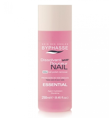 Byphasse Nail Polish Remover 250ml Nails Without Varnish