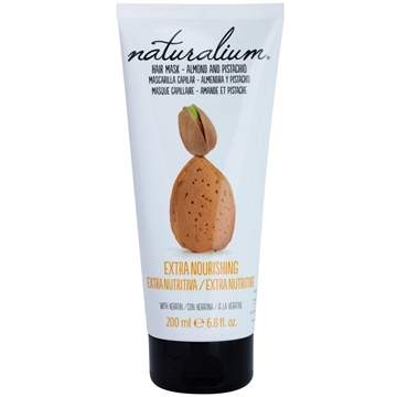 Naturalium Almond & Pistachio Hair Mask 200ml