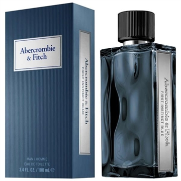 Abercrombie & Fitch First Inst. Blue Man Edt Spray 100ml