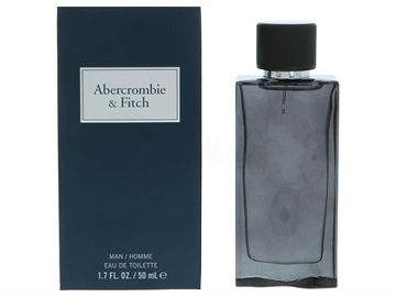 Abercrombie & Fitch First Inst. Blue Man EDT Spray 50ml