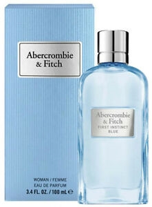 Abercrombie & Fitch First Instinct Blue Women Edps 100ml