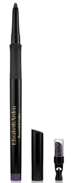 Elizabeth Arden Beautiful Color Precision Glide Eye Liner / Contour Yeux 0.35g Blackberry #05