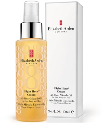 Elizabeth Arden Eight Hour Cream All Over Miracle Oil 100ml For Face, Body And Hair