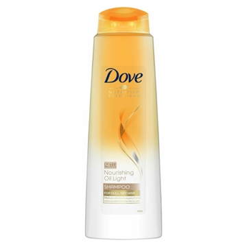 Dove Shampoo 400ml Nourishing Dry Hair