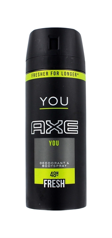 Axe Deodorant Bodyspray 150ml Fresh You