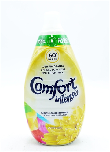 Comfort Intense 60 Wash Sunburst900ml
