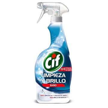 Cif clean y brightness spray 750 ml Bath