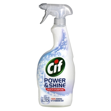 Cif Power & Shine Spray With 700ml