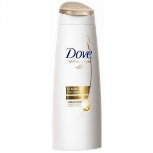 Dove Shampoo 250ml Frizzy And Dry Hair