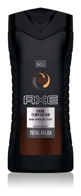 Axe Shower Gel 2X400ml Dark Temptation Total Relax