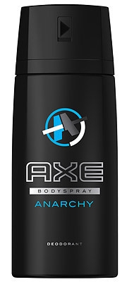 Axe Deospray 150ml Anarchy for HIM