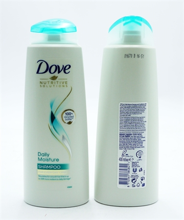 Dove Shampoo Daily Care 400ml