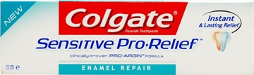 Colgate Toothpaste Sensitive Pro Relief Enamel  75ml