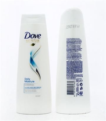 Dove Shampoo Daily Moisture 250ml
