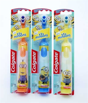 Colgate Toothbrush Battery Minions Ex Soft