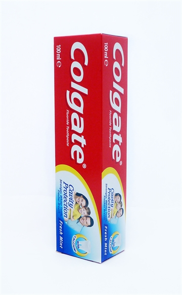 Colgate Toothpaste Cavity Protection Freshmint 100ml