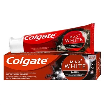 Colgate Toothpaste 75 ml Max White Charcoal