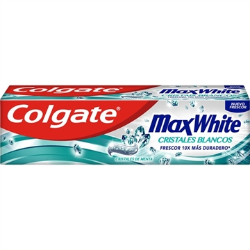 Colgate toothpaste 75 ml Max White crystals mint
