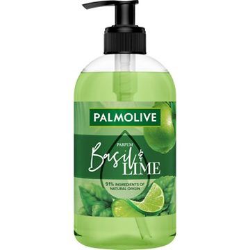 Palmolive Hand Wash Botanical Basil & Lime 500ml