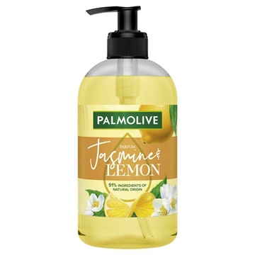 Palmolive Hand Wash Botanical Jasmin & Lemon 500ml