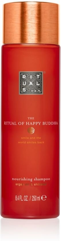 Rituals Happy Buddha Nourishing Shampoo 250ml Argan Oil & Shikakai