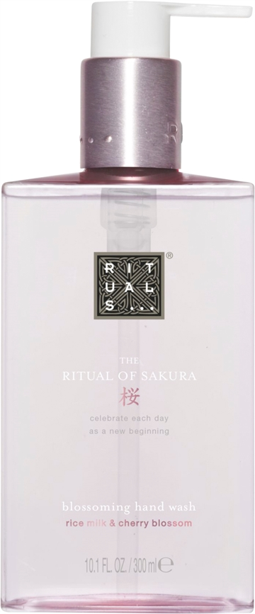 Rituals Sakura Blossoming Hand Wash 300ml Rice Milk & Cherry Blossom