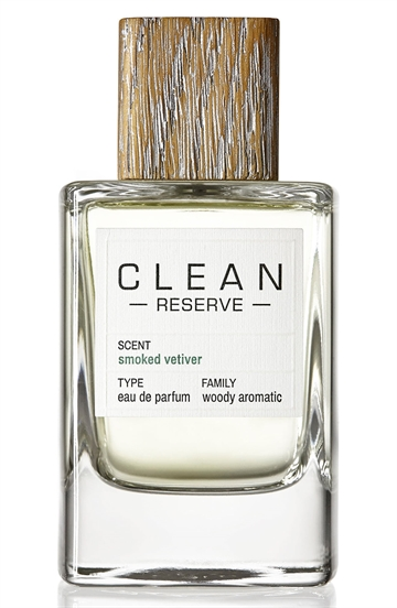 Clean Reserve Smoked Vetiver Edp Spray 100ml