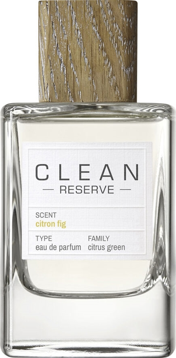 Clean Reserve Citron Fig Edp Spray 100ml