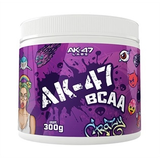 AK47 BCAA - 300g - Grape