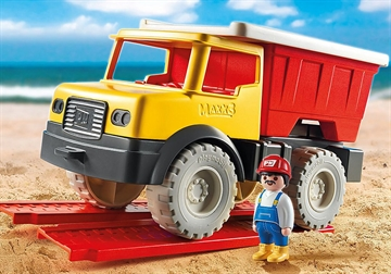 Playmobil Muldenkipper 9142