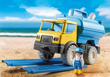 Playmobil Wassertank-Laster 9144